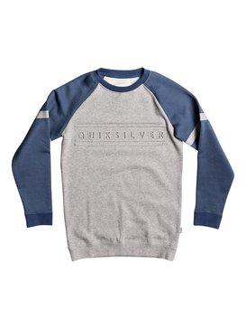 Mebok - Longline Sweatshirt  EQBFT03380