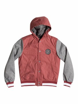 Pretender - Baseball Jacket With Hood  EQBJK03029