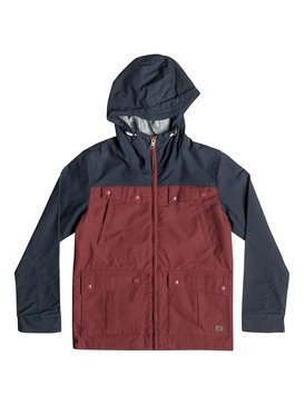 Seashore Block - Windbreaker  EQBJK03060