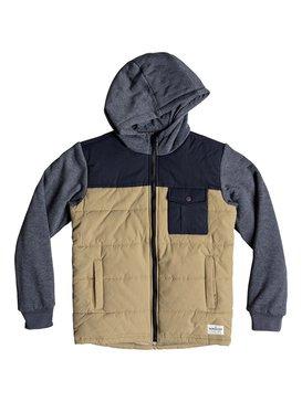 Oha You - Hooded Jacket  EQBJK03157
