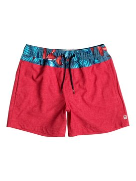 "Inlay 13"" - Swim Shorts  EQBJV03093"