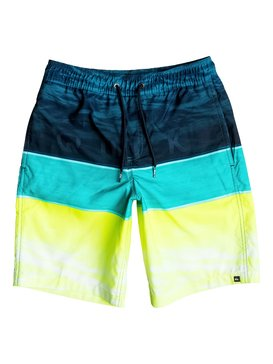 "Word Waves 17"" - Swim Shorts  EQBJV03100"