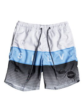 "Word Block 15"" - Swim Shorts  EQBJV03136"