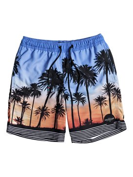 "Sunset Vibes 15"" - Swim Shorts  EQBJV03171"