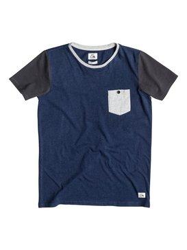Bay Sic Pocket - T-Shirt  EQBKT03048