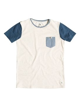 Bay Sic Pocket - T-Shirt  EQBKT03048