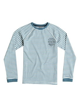 Fin Eat Stripe - Long Sleeve T-Shirt  EQBKT03064