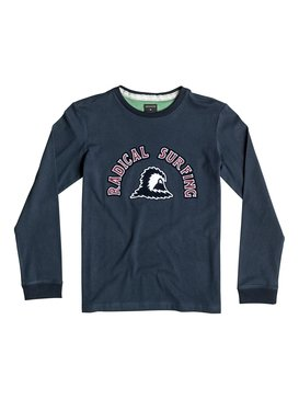 Radical Surfing - Long Sleeve T-Shirt  EQBKT03072
