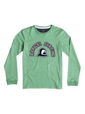 Radical Surfing - Long Sleeve T-Shirt  EQBKT03072