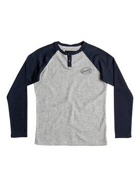 Polar Waters - Henley T-Shirt  EQBKT03088