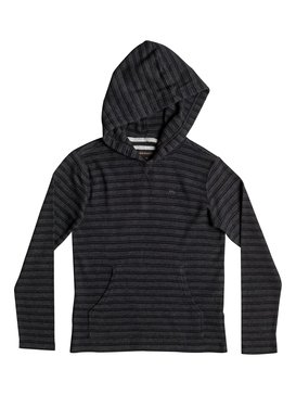 OCEAN SURFACE HOOD YOUTH Black EQBKT03089