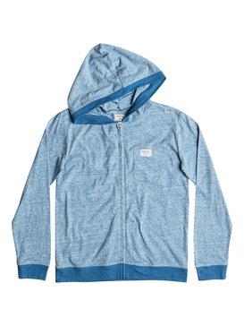 Ice Man - Zip-Up Hooded Top  EQBKT03107