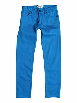 Distortion Colors - Slim-Fit Jeans  EQBNP03036