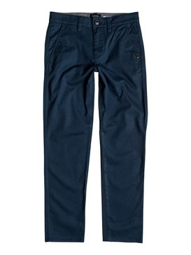 EVERYDAY UNION PANT YOUTH Azul EQBNP03048