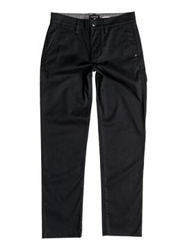 EVERYDAY UNION PANT YOUTH Negro EQBNP03048