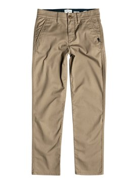 EVERYDAY UNION PANT YOUTH Beige EQBNP03048