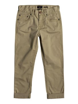 Midnight Ankle - Straight Fit Trousers  EQBNP03063