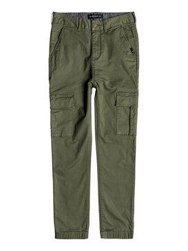 Takamatsu - Slim Fit Cargo Trousers  EQBNP03070