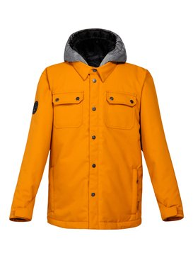 AMPLIFY YOUTH JKT Naranja EQBTJ00026