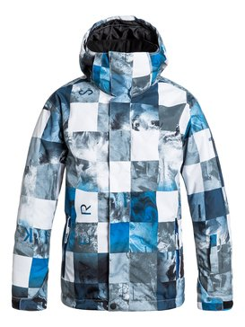 Mission Printed - Snowboard Jacket  EQBTJ03002