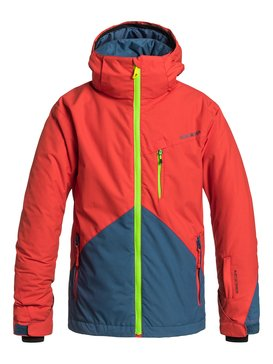Mission Color Block - Snowboard Jacket  EQBTJ03003