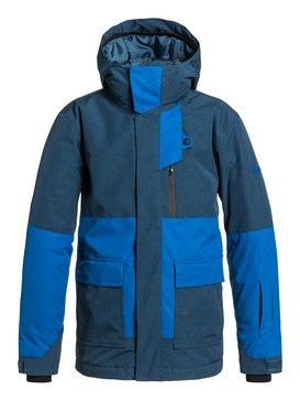York - Snowboard Jacket  EQBTJ03006
