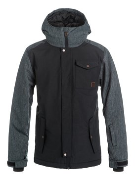 RIDGE YOUTH JACKET Black EQBTJ03032