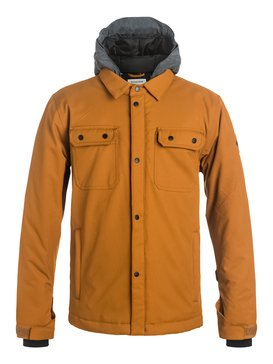 AMPLIFY YOUTH JACKET Orange EQBTJ03033