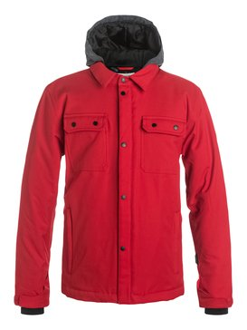 AMPLIFY YOUTH JACKET Red EQBTJ03033
