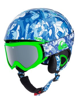 The Game - Snowboard Helmet & Goggle Pack  EQBTL03001
