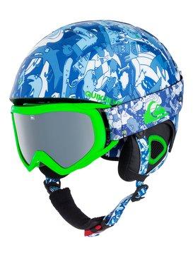 The Game - Snowboard Helmet & Goggle Pack  EQBTL03001