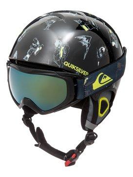 The Game - Helmet and Goggle Set  EQBTL03001