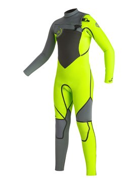 Syncro 4/3mm - Chest Zip Full Wetsuit  EQBW103007