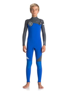 4/3mm Syncro Series - Chest Zip GBS Wetsuit  EQBW103021