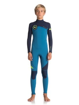 3/2mm Syncro Series - Back Zip Wetsuit  EQBW103022