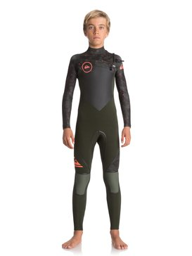 3/2mm Syncro Plus Chest Zip - Full Wetsuit  EQBW103026