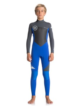 4/3mm Syncro Series Back Zip GBS - Full Wetsuit  EQBW103027