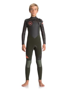 4/3mm Syncro Plus Chest Zip - Full Wetsuit  EQBW103029