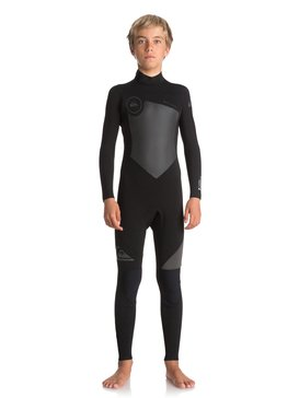 5/4/3mm Syncro Series Back Zip GBS - Full Wetsuit  EQBW103030