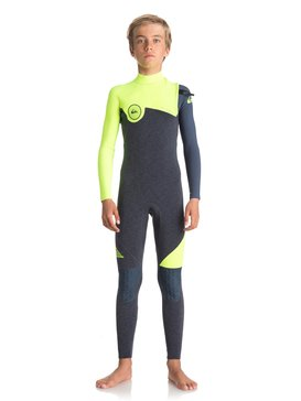 4/3mm Highline Series - Zipperless Wetsuit  EQBW103033