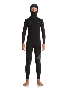 5/4/3 Syncro Series Chest Zip - Hooded Full Wetsuit  EQBW203001