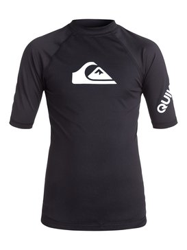 All Time - Short Sleeve Rash Vest  EQBWR03006