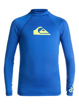 All Time - Long Sleeve UPF 50 Rash Vest  EQBWR03007