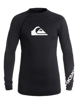 All Time - Long Sleeve UPF 50 Rash Vest  EQBWR03007