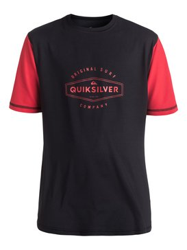 Last Call - Short Sleeve Rash Vest  EQBWR03021