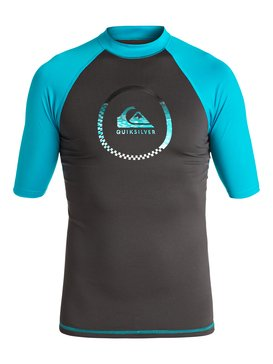 Active - Short Sleeve Rash Vest  EQBWR03023