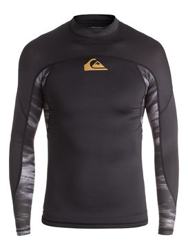 New Wave - Long Sleeve Rash Vest  EQBWR03027