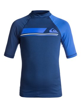 Active - Short Sleeve Rash Vest  EQBWR03036
