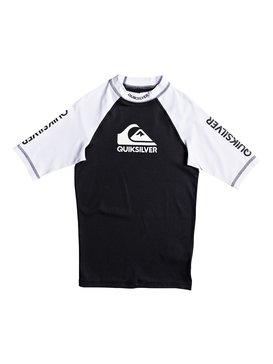 On Tour - Short Sleeve Rash Vest  EQBWR03039