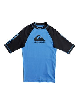 On Tour - Short Sleeve Rash Vest  EQBWR03039